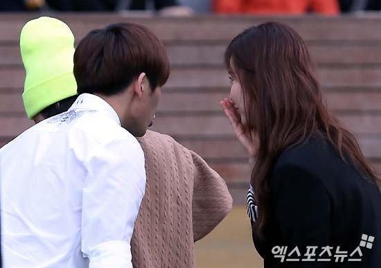 Infinite sungjong and seohyun dating